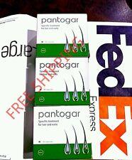 alopecia270caps pantogar capsules hair loss 3box of pantogar
