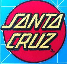 SANTA CRUZ DOT PATCH, DRESS UP YO RAGGEDY ASS!