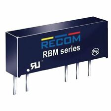 Recom 10000148 RBM-1205S CONVERTITORE CC/CC 12 V in 5 V Out