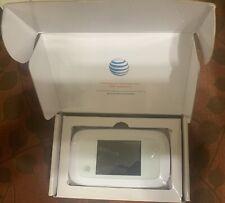 ZTE MF923 Velocity 4G LTE Mobile Wi-Fi Hotspot Device - ATT Unlock