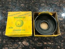 "Greenlee 500-4654 4"" Conduit Knockout Die Only NEW"