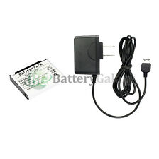 NEW Replacement Phone Battery for Samsung SGH-a777 t639+Wall Charger 500+SOLD