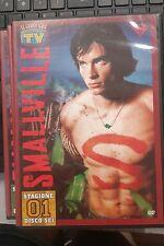 Dvd SMALLVILLE Stagione 1 (6 dvd) editoriale