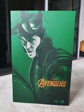 1/6 Hot Toys Loki Avengers mms176