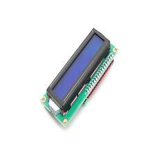 LCD1602 IIC I2C TWI 1602 Serial LCD Display Module Blue Backlight for Arduino