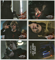 American Horror Story SDCC 2014 ~ 6-CARD PROMO SET (AC Promo 1-6)