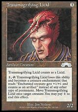 Transmogrifying Licid X4 EX/NM Exodus MTG Magic Cards Artifact Uncommon