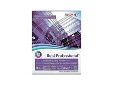 Xerox Bold Professional 8.5