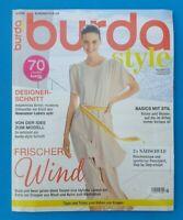 Burda Style 5/2020 mit unbenutztem Schnittmuster!!! NEU + ungelesen 1A abs. TOP