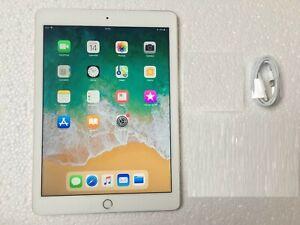 Apple iPad 5th Gen A1822 32GB, Wi-Fi , 9.7in - 2017 Model - Silver