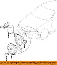 38150-SM4-A12 Honda Horn assy 38150SM4A12