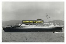 rp9225 - Italian Liner - Andrea Doria , built 1953 - photo 6x4
