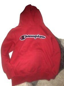 champion hoodie Age 9/10