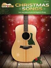 Christmas Songs Strum & Sing Guitar Sheet Music Strum and Sing Book 000171332