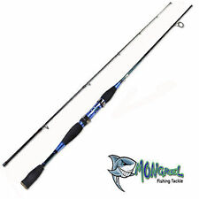 NEW FISHING ROD SPINNING ROD CARBON FIBRE  210 cm QUALITY ROD BREAM BASS