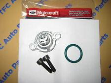Ford 7.3 Diesel Super Duty Fuel Filter Pressure Relief Valve Cap Kit Unit OEM