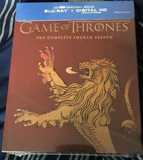 Game of Thrones: Season 4 (Blu-ray/Digital HD) Exclusive Lannister Family Sigil