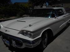 1960 Ford Thunderbird ORIGINAL COUPE