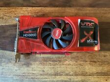 VTX 3D AMD RADEON HD 6850 1GB PCI-E GRAPHICS CARD HDMI DVI DISPLAY PORT