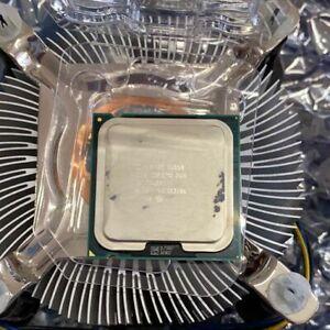 Intel E6850 CPU with Fan