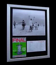 WBA+WEST BROM+ALBION 1968 FA CUP FINAL LTD Nod FRAMED+EXPRESS GLOBAL SHIPPING