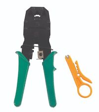 Network LAN Ethernet Cable Crimping Tool For RJ45 Cat5e Cat6