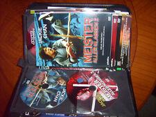 DVD Sammelmappe - voller Filme, Dokus, Musik