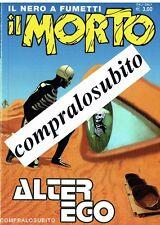 Fumetto Noir IL MORTO n.24