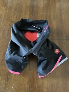 Castelli Women's Padded Cycling Shorts Size XL