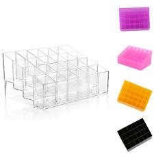 24 Makeup Cosmetic Lipstick Storage Display Stand Rack Holder Organizer Surprise