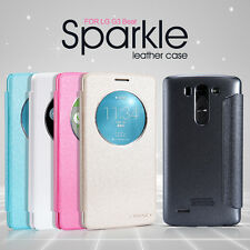 Nillkin Sparkle Leather Shield Cover Case For LG G3 Beat