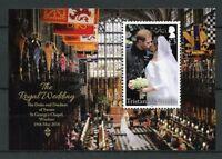 Tristan da Cunha 2018 MNH Prince Harry Meghan Royal Wedding 1v MS Royalty Stamps