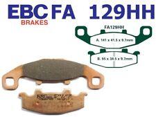 EBC brake pads FA129HH FRONT Suzuki GS 500 EK/EL/EM/EN/EP/ER/ES (GM51A) 89-95