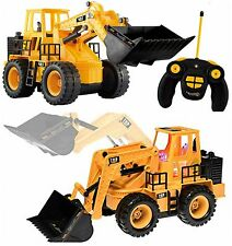 Remote Control Construction Toys Toy Tractor Loader Electric Toys For Boys Age 7