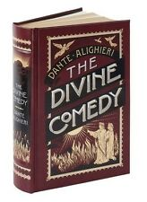 *New Sealed LeatherBound* THE DIVINE COMEDY by Dante (2016) Illustrated