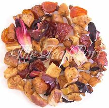 Strawberry Kiwi Loose Tea - 1/4 lb - Caffeine Free