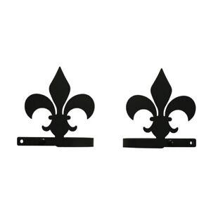 Fleur-de-lis - Curtain Tie Backs