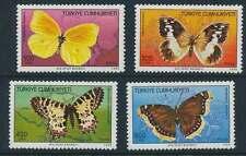 Türkei Nr. 2833-2836 postfrisch / **, Schmetterlinge (19052)