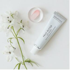 NIB Seraphine Botanicals Fruit Butter Lip Mask 0.52 oz. FabFitFun Summer 2021