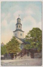 Canada postcard - Old St  Paul's, Halifax, Nova Scotia (A197)