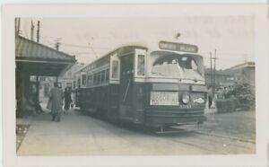 1949 Toronto Transportation Streetcar #4344 Trolley Photo TTC St. Louis Car Co.