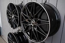 18 Zoll Meisterwerk MW09 Felgen 5x112 für Audi A3 S3 Golf GTI R32 R Leon Cupra R