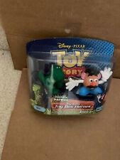 Toy Box Heroes Toy Story Rex Mr Potato Head Backyard Patrol 2007 Hasbro
