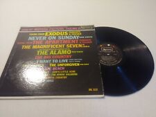 Great Motion Picture Themes Vinyl Record from United Artists