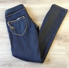 DIESEL CLUSH JEANS SKINNY STRETCH 27 X 32 VGC MADE IN ITALY