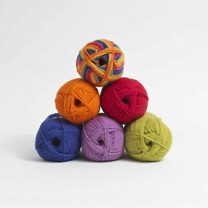 West Yorkshire Spinners - ColourLab DK - Evolution in Farbe - 100% Schurwolle