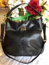 Marc Jacobs Hillier embossed  hobo bag purse (210
