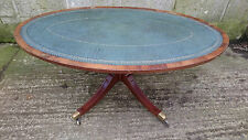 Less than 60cm High Mahogany Antique Style Coffee Tables