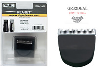 Wahl 2068-1001 Black Peanut Replacement Clipper/Trimmer Blade Snap-On NEW