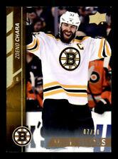 2015-16 Upper Deck High Gloss #19 Zdeno Chara Bruins #7/10 (ref 9390)